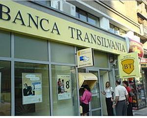 Banca Transilvania a castigat 103,4 milioane de lei net, in primul trimestru al anului
