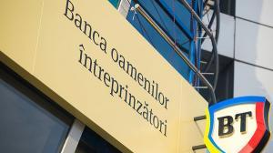 Profit net de 261 de milioane de lei pentru Banca Transilvania in primul trimestru din 2020