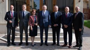 Horia Ciorcila a primit al cincilea mandat de presedinte al CA al Bancii Transilvania