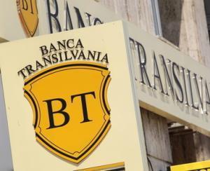 Profit net de 458 de milioane de lei pentru Banca Transilvania