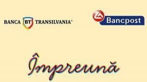 Banca Transilvania si Bancpost au devenit o singura banca
