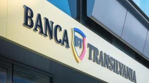 Profit net de aproape 980 de milioane de lei pentru Banca Transilvania
