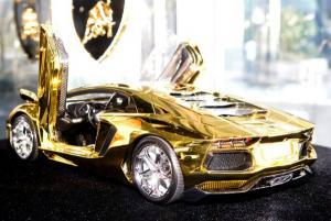 Top 5 cele mai scumpe masini din lume: bijuterii exclusiviste pentru miliardarii lumii