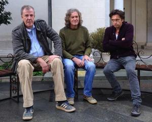 Producatorul Top Gear: Emisiunea se adreseaza celor care au mintea unui copil de noua ani