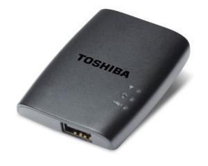 Toshiba a lansat un adaptor care transforma harddisk-urile in dispozitive de stocare wireless