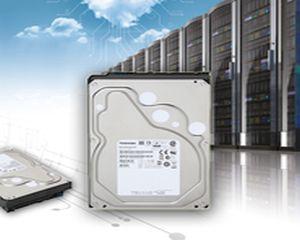 Toshiba lanseaza un hard disk de 5TB pentru centrele de cloud