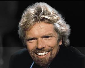 Virgin Galactic, compania lui Richard Branson, tot mai apreciata de vedete