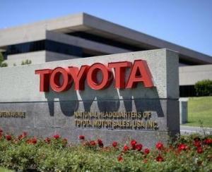 Toyota a redevenit cel mai mare constructor auto din lume