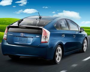 Toyota Prius genereaza cele mai multe discutii online (Studiu)