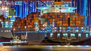 Deficitul comercial al Romaniei a crescut cu 827,5 milioane de euro, la 14,858 miliarde de euro