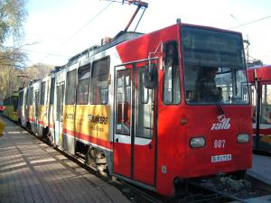 RATB: Linia de tramvai 41, suspendata sambata si duminica din cauza unor lucrari de revizie