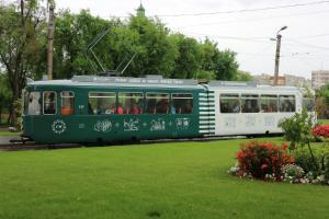 Asa arata civilizatia: Primul tramvai Coworking din Romania