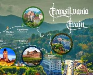 De maine, porneste la drum Transilvania Train, Orient Expressul de Romania