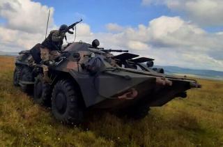 Militarii Brigazii Multinationale Sud-Est vor fi primii inzestrati cu transportoare blindate PIRANHA V