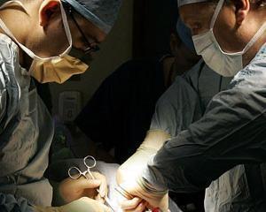 50 milioane de euro pentru formarea personalului care face transplanturi