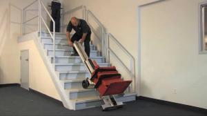 Cum muti mobilierul voluminos de la etajele superioare, fara lift?