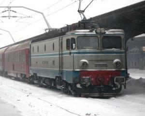 Circulatia feroviara se face, in sudul tarii, numai cu locomotive Diesel
