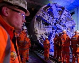 Siemens si-a retras oferta in cazul proiectului Crossrail