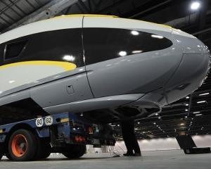 Marea Britanie va cumpara 1.140 de trenuri de la Siemens