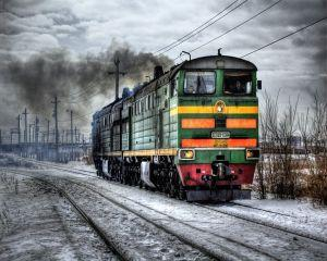 CFR Calatori: ce trenuri sunt anulate astazi din cauza zapezii