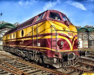 CFR reduce viteza trenurilor din cauza caniculei