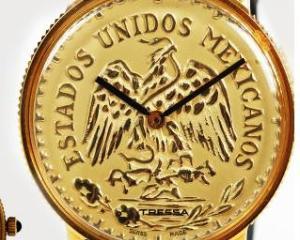 Ce mai pot cumpara romanii la licitatie: Un ceas de aur si o blana care au apartinut sotilor Ceausescu