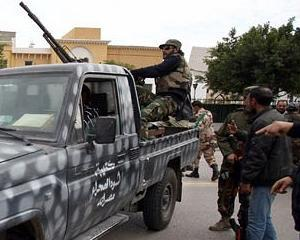 Suspendarea temporara a activitatii Ambasadei Romaniei la Tripoli