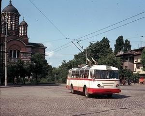 Bucurestiul are, de zeci de ani, autobuze electrice...