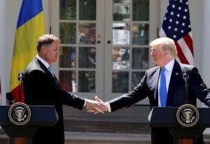 Intalnire Klaus Iohannis - Donald Trump: Presedintele american ar putea veni in Romania dupa alegerile din SUA