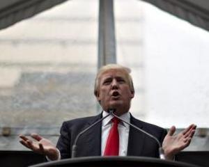 Trump vrea sa candideze la presedintia SUA: