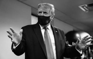 Donald Trump are COVID-19