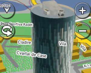 O noua harta dedicata Romaniei, pentru GPS