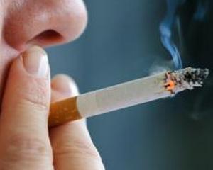 Luna trecuta, contrabanda a fumat mai putin