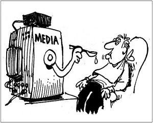 Cum functioneaza manipularea prin intermediul televizorului