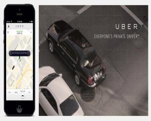 """Uber le plateste utilizatorilor cate 250 de dolari pentru fiecare sofer """"ademenit"""" de la Lyft"""