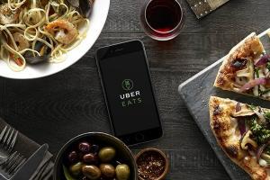 Uber Eats vine in Romania. Compania face angajari