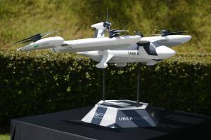 Uber promite livrari de mancare cu drona, in urmatorii 3 ani