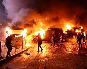 Ucraina in flacari: Numarul mortilor a crescut la 28. Deocamdata