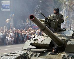 Ucraina cere exercitii militare NATO pe teritoriul sau