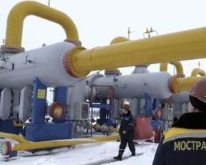 Ucraina vrea arbitraj international in privinta gazului din Rusia