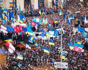 Ucraina: Presedintele a dizolvat Parlamentul. Noi alegeri in octombrie