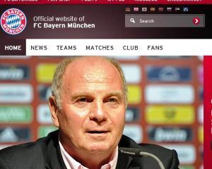 Presedintele lui Bayern Munchen si-a anuntat demisia: Il asteapta inchisoarea pentru evaziune fiscala