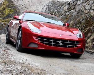Ultima masina anuntata de Ferrari are motor mai puternic