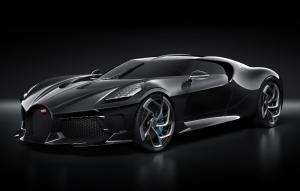 Un model unicat Bugatti La Voiture Noire a fost cumparat cu peste 16 milioane de euro, devenind cea mai scumpa masina vanduta in istorie