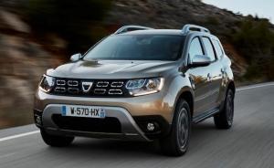 Un nou record pentru Dacia in Europa: cota de piata de 4% in luna aprilie