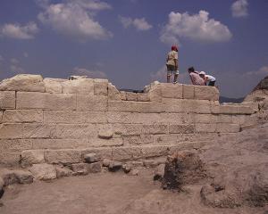 Un oras vechi de 5.000 de ani a fost descoperit intamplator de arheologi