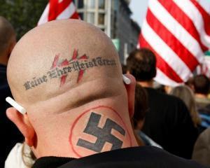 Un simbol nazist interzis de lege declanseaza un scandal in Austria