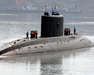 Un submarin american de cercetare a explodat