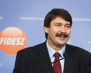 Presedintele Ungariei, concediu in Harghita