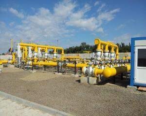 Syscom 18 a finalizat statia fiscala Ungheni din cadrul gazoductului Iasi - Ungheni